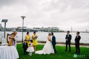 Harp Wedding