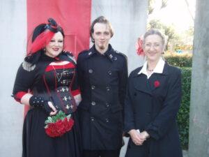 Gothic Wedding Sydney