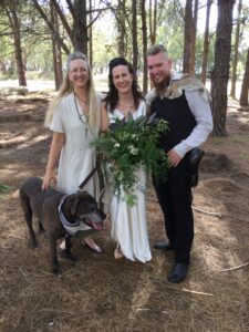 Viking Wedding Celebrant